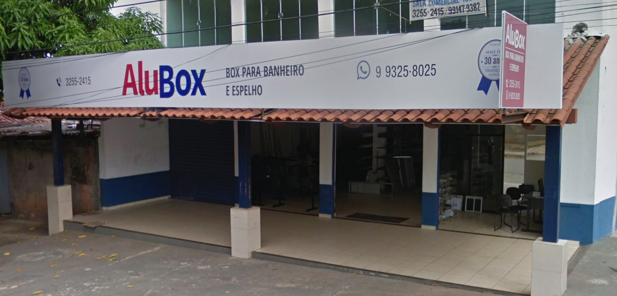 Alubox Box Para Banheiros 62 3255 2415